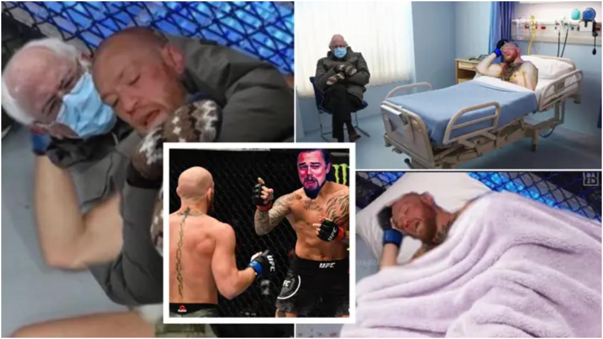 """FOTO/ E """"shkatërroi"""" Poirier, McGregor bëhet meme virale në rrjetet sociale"""
