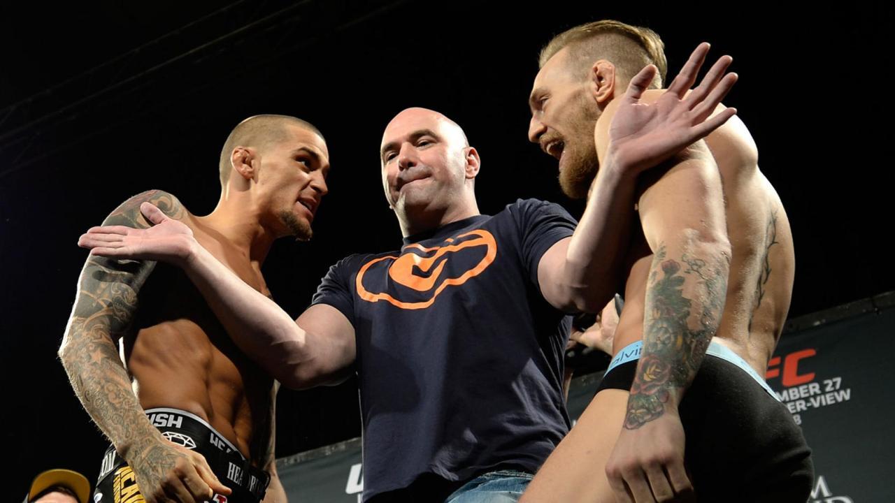 """""""Do të mund në raundin e katërt"""", McGregor replikon: Dustin, s'do ndeshemi fare!"""