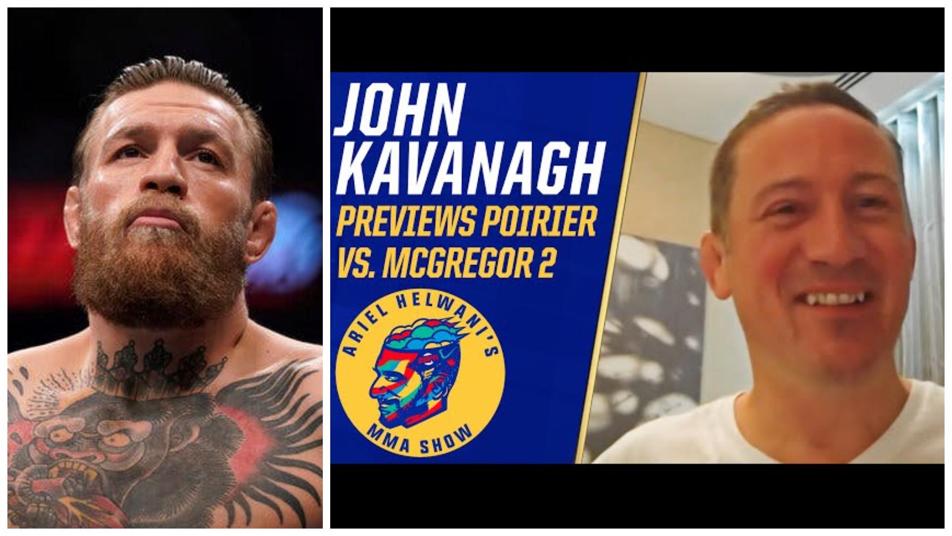 """VIDEO/ """"Bën stërvitje ortodokse"""", trajneri i McGregor flet më shumë seç duhet"""