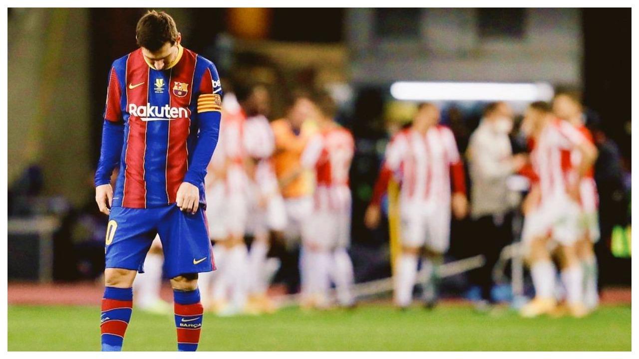 VIDEO/ Messi pezullohet për shpullën në Superkupë, Barcelona apelon direkt