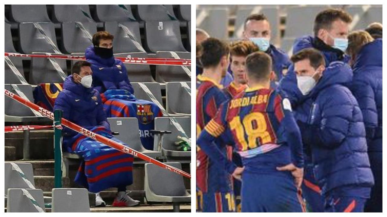 Messi jo lider? Argjentinasi mbrëmë tregoi të kundërtën