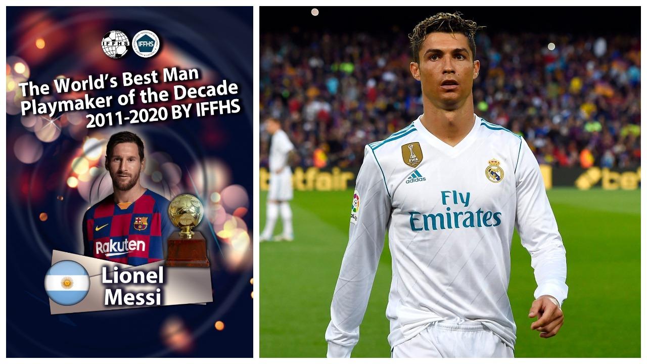 """Më të mirët e dekadës: Messi """"mbreti"""", CR7 jashtë dhjetëshes dhe pas Pirlos"""
