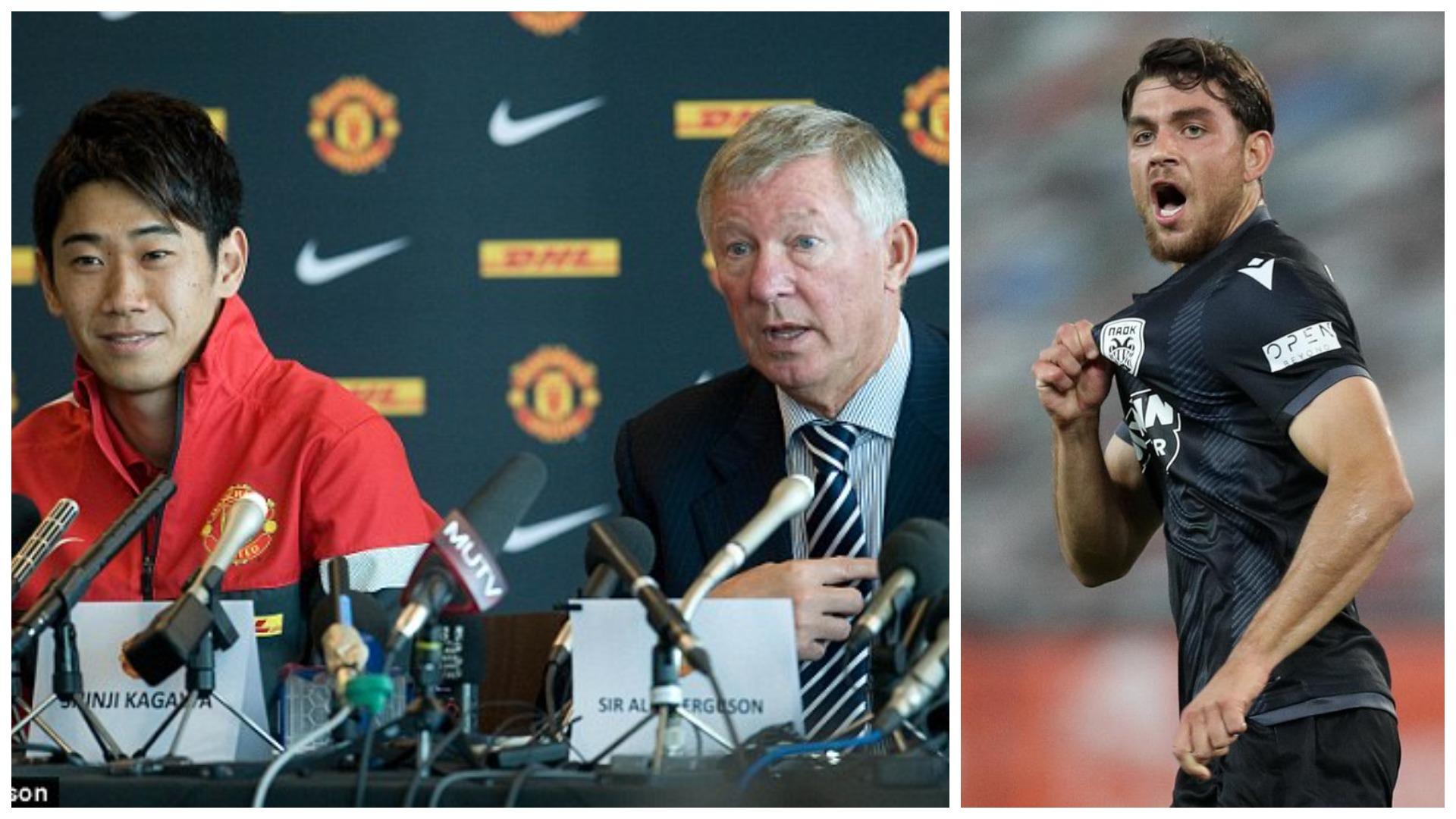 Ish-ylli i United lojtar i PAOK, Mihaj shok skuadre me të preferuarin e Ferguson