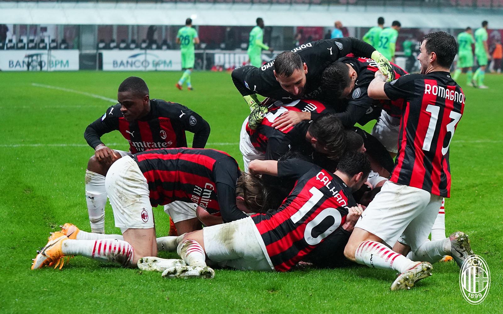Milan merr goditje të rëndë, dy yjet e ekipit pozitivë për Covid-19