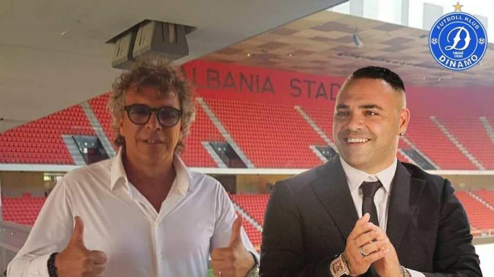 Moreiro prezantohet te Dinamo, Miccoli: Kopjojmë portugezët e Benfica