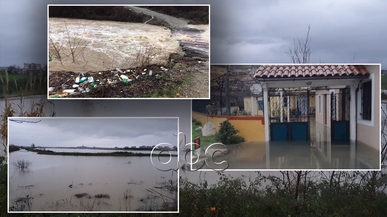 """Reshjet, Shqipëria perëndimore """"nën ujë"""""""