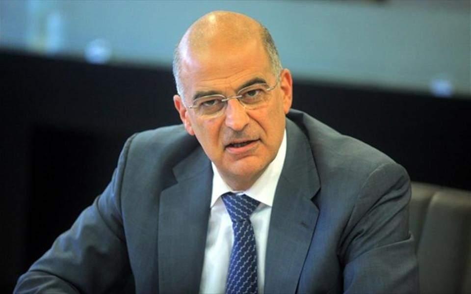 """""""Zgjerimi, i panegociueshëm"""", Dendias: Me Ramën kemi marrëdhënie të sinqertë, dosja në Hagë pas 25 prillit"""