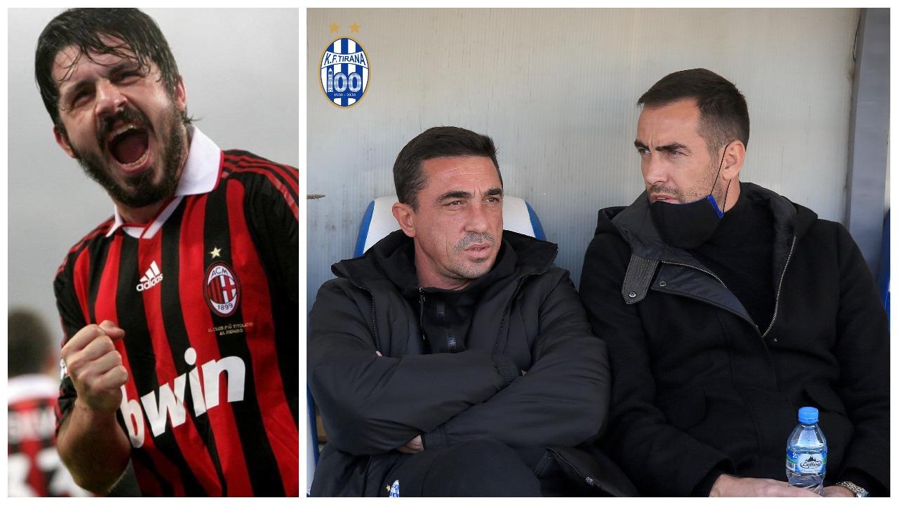 """""""Tefiku drejtor si Gattusso"""", Osmani: Ngacmim presidenti, Tirana 35 pikë pa gabimet arbitrare"""