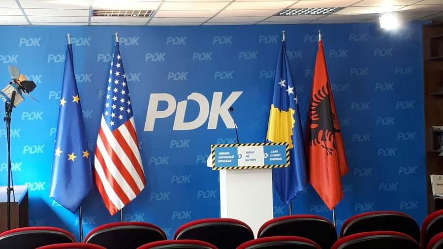 Zgjedhjet në Kosovë, lista e plotë e kandidatëve për deputetë nga PDK