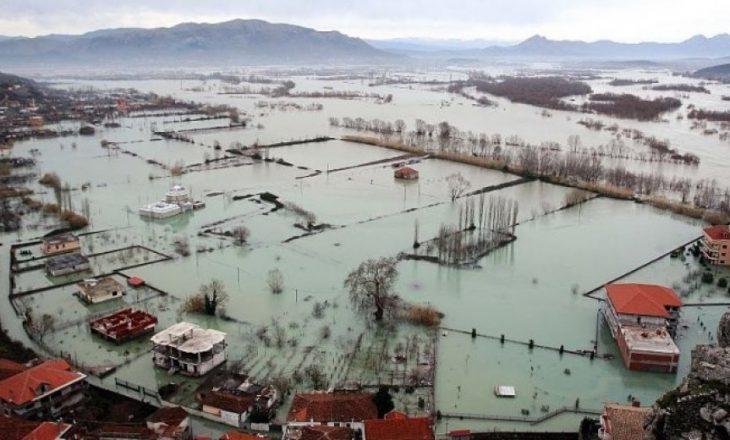 Bashkia bën bilancin e përmbytjeve në Shkodër, ndahen ndihma ushqimore në Obot