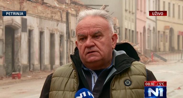 Tërmeti shkatërrues në Kroaci, kryetari i komunës së Petrinjës: Sot askush nuk është normal