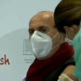 Bëri vaksinën, Pëllumb Pipero infektohet me koronavirus