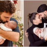 Ndodhet larg saj, Ledri Vula publikon foton më të ëmbël me të bijën