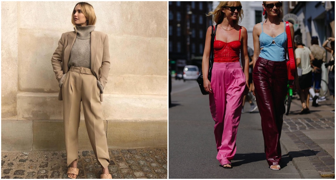 """Trendi më i """"nxehtë"""" i sezonit: Pantallonat që zëvendësojnë xhinset e ngushta"""