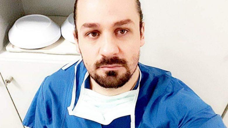Mjeku nga Kosova vaksinohet në Gjermani: Punova gjithë ditën, nuk pata simptoma