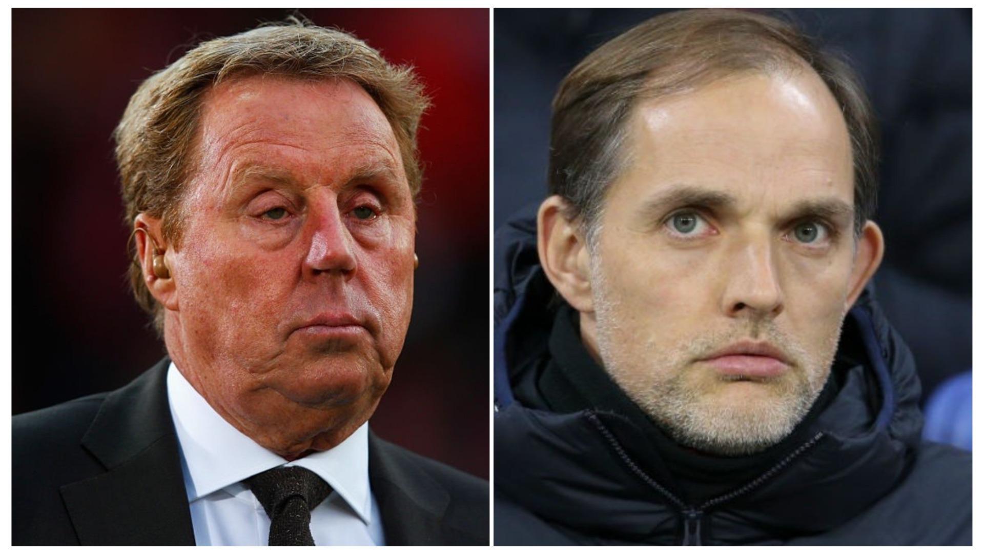 Tuchel drejt Chelsea, Redknapp s'duron: Kush ju tha që është trajner i madh?!