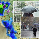 Zonat më problematike, Ministria e Mbrojtjes paralajmëron reshje të mëdha shiu për 5 ditë