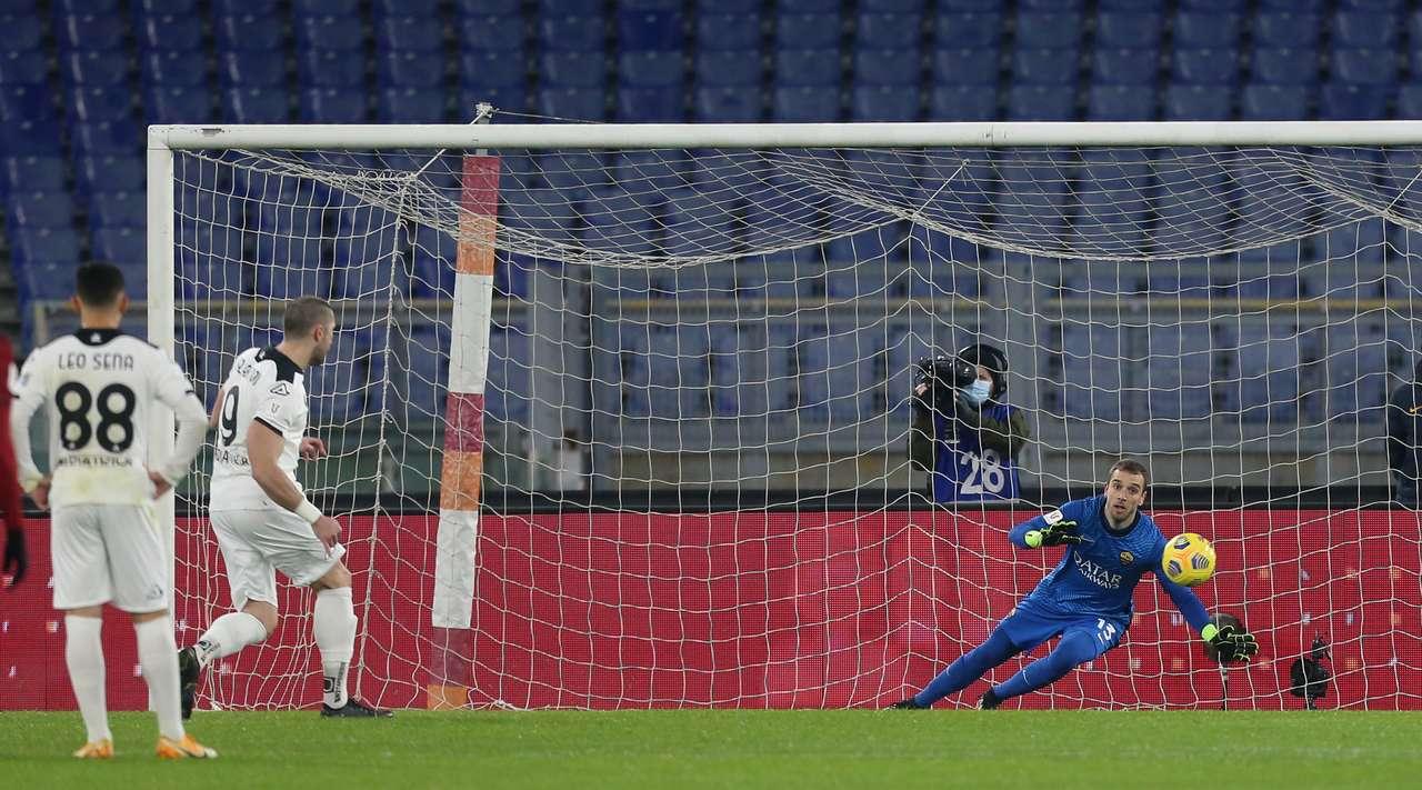 VIDEO/ Spezia bën surprizën e madhe, eliminon Romën nga Kupa e Italisë