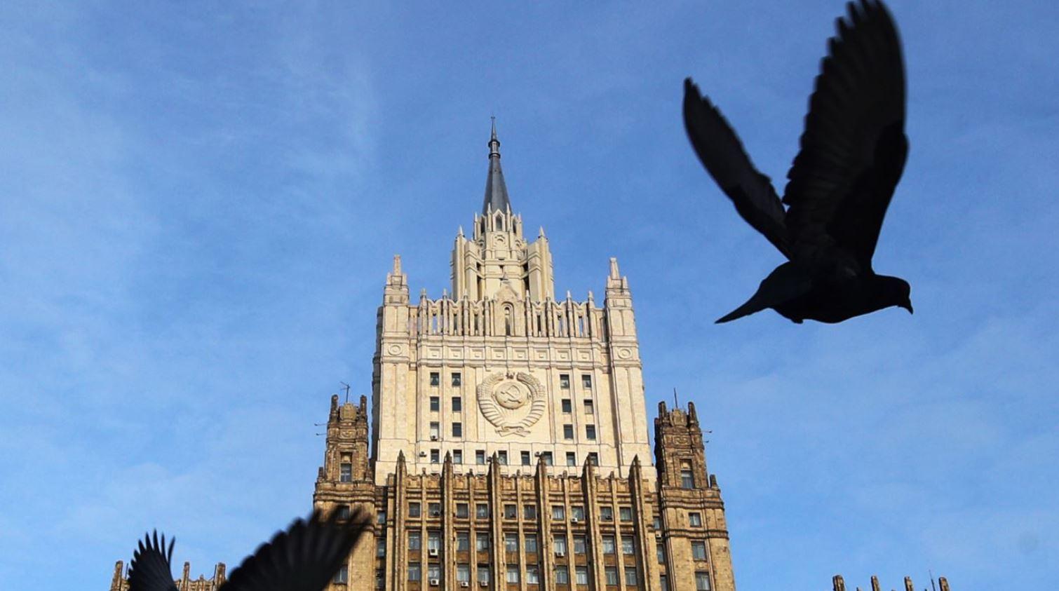 Rusia dëbon dy diplomatë holandezë