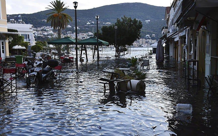 Më parë u godit nga cunami, tërmeti trondit ishullin grek