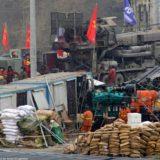 Prej 14 ditësh të bllokuar: Shpëtohen katër minatorë në Kinë, 7 të tjerë mbeten ende nën tokë