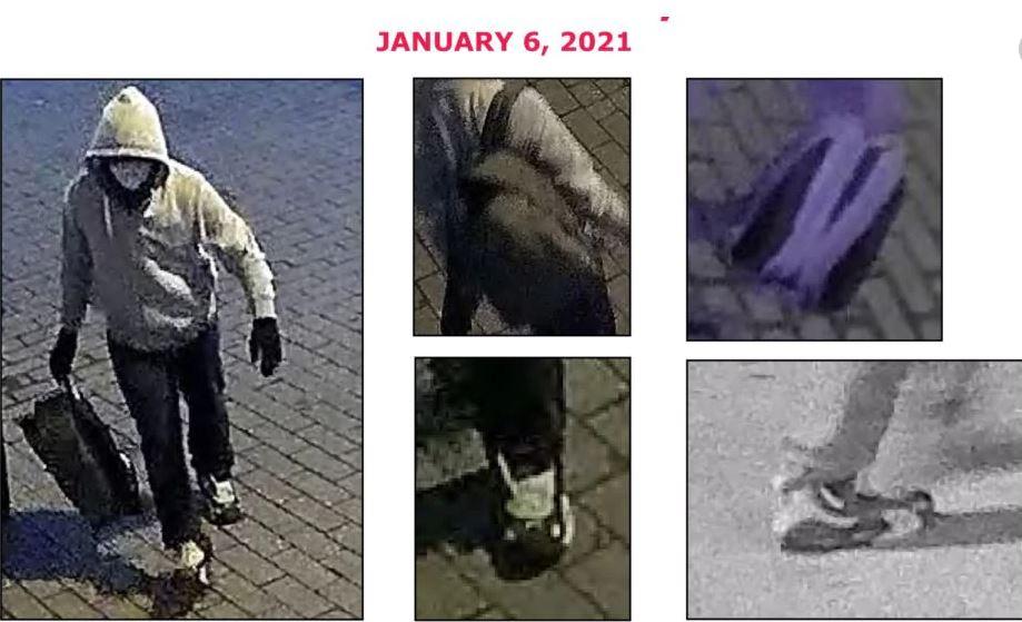 FBI, detaje të reja rreth bombave artizanale që u gjetën më 6 janar në Uashington