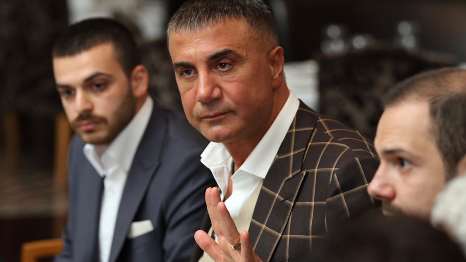 Arrestohet në Shkup bosi turk i drogës Sedat Peker, gjen strehim në Kosovë