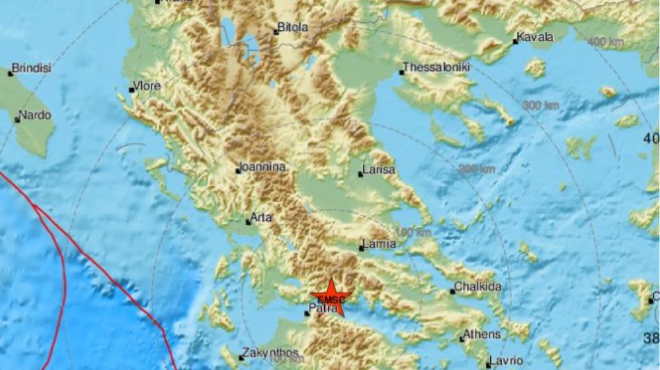 Tre tërmete brenda pak orëve, ku ishte lëkundja e radhës në Greqi