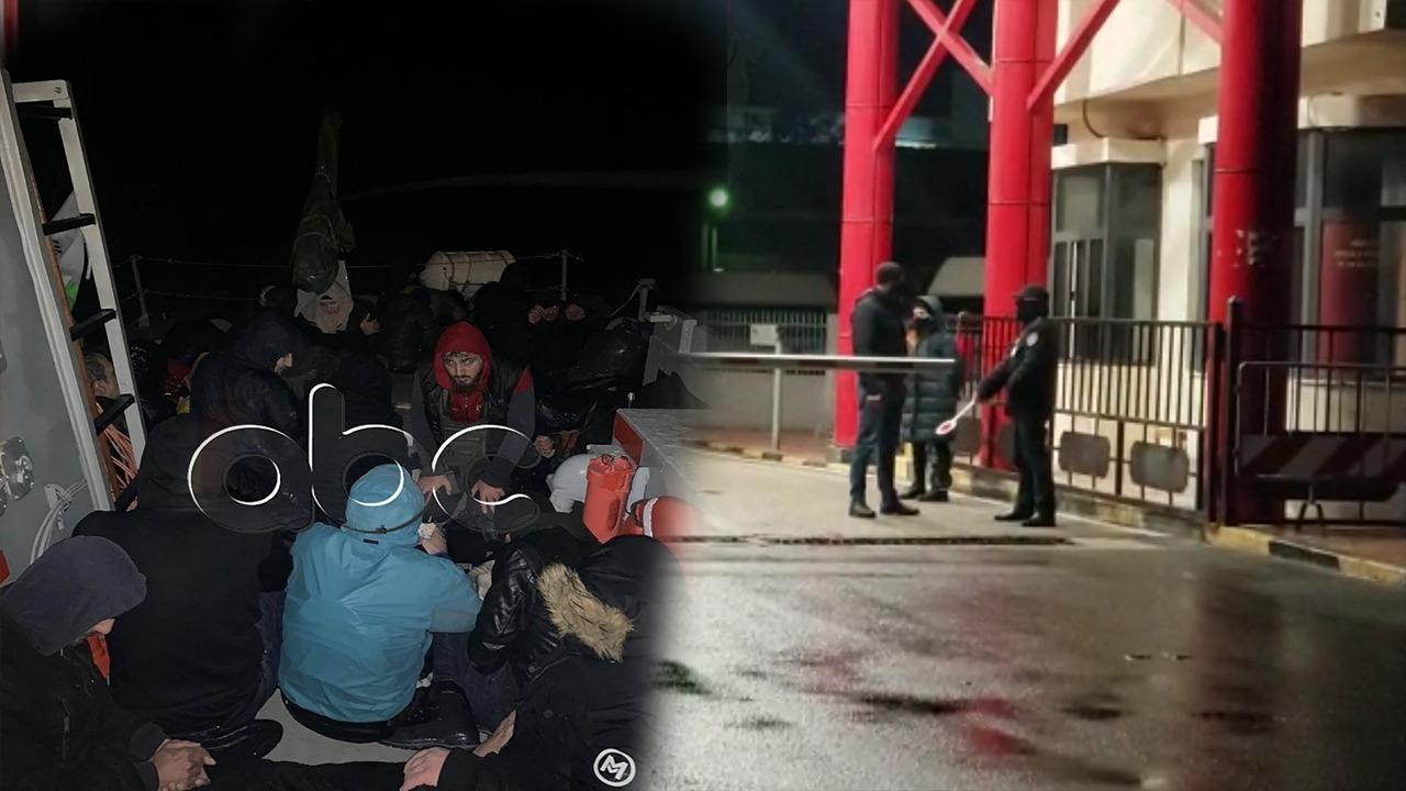 """""""Ndihmë, gomonia po mbytet""""! Telefonata në polici, si u shpëtuan sirianët që u nisën drejt Italisë"""