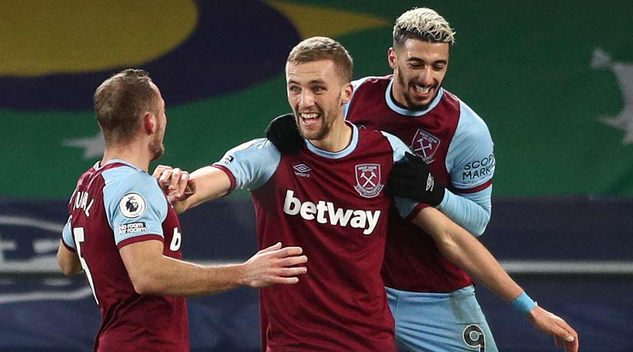 """VIDEO/ West Ham e nis me fitore, """"pickon"""" Evertonin në transfertë"""