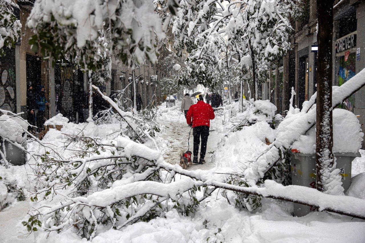 Mediat spanjolle: Stuhia Filomena, një tragjedi e paralajmëruar
