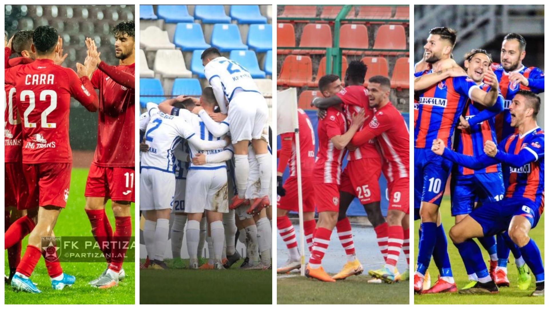 """FOTO/ Udhëheqin """"demat"""", Liga rendit më të ndjekurit në Facebook"""