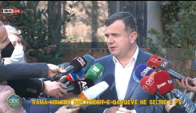 Përgjimet e Ndragheta-s, Balla: Eurodeputeti i përfshirë mik i vjetër i Lulëzim Bashës