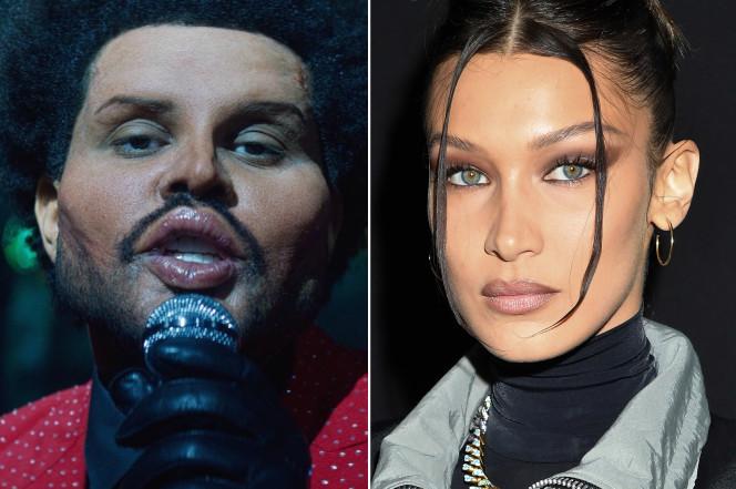 Shokoi fansat, transformimi i The Weeknd mund të jetë një thumb ndaj ish të dashurës, Bella Hadid