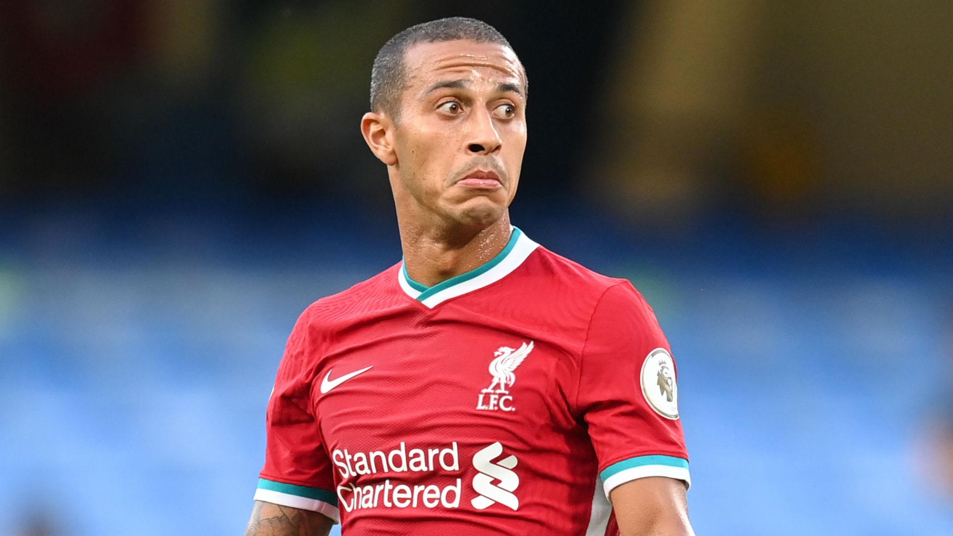 """""""Nuk është për Liverpool, Thiago i prish punë lojës së Klopp"""""""