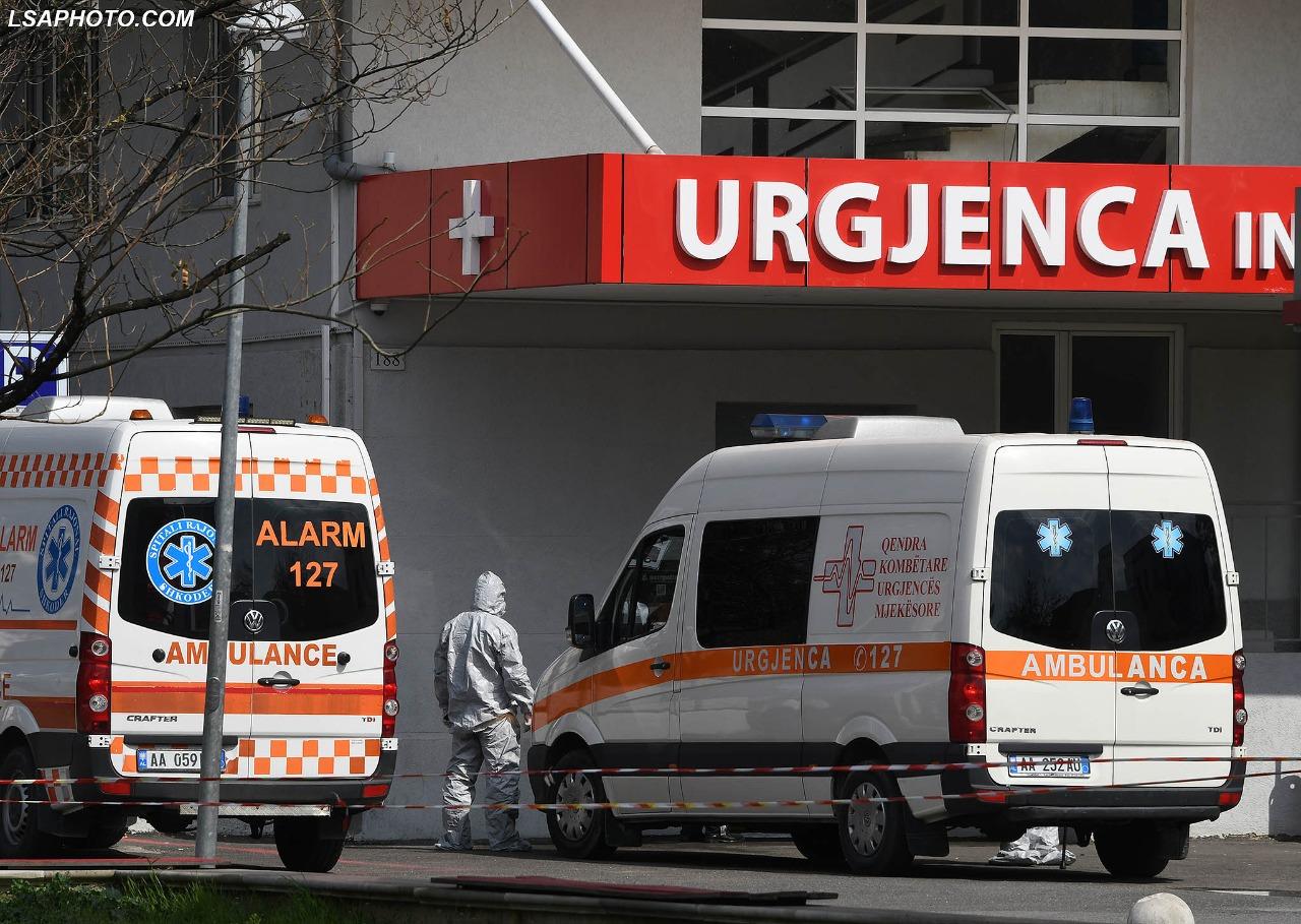 Regjistrohen 1,184 raste të reja me COVID dhe 13 humbje jetë në 24 orët e fundit