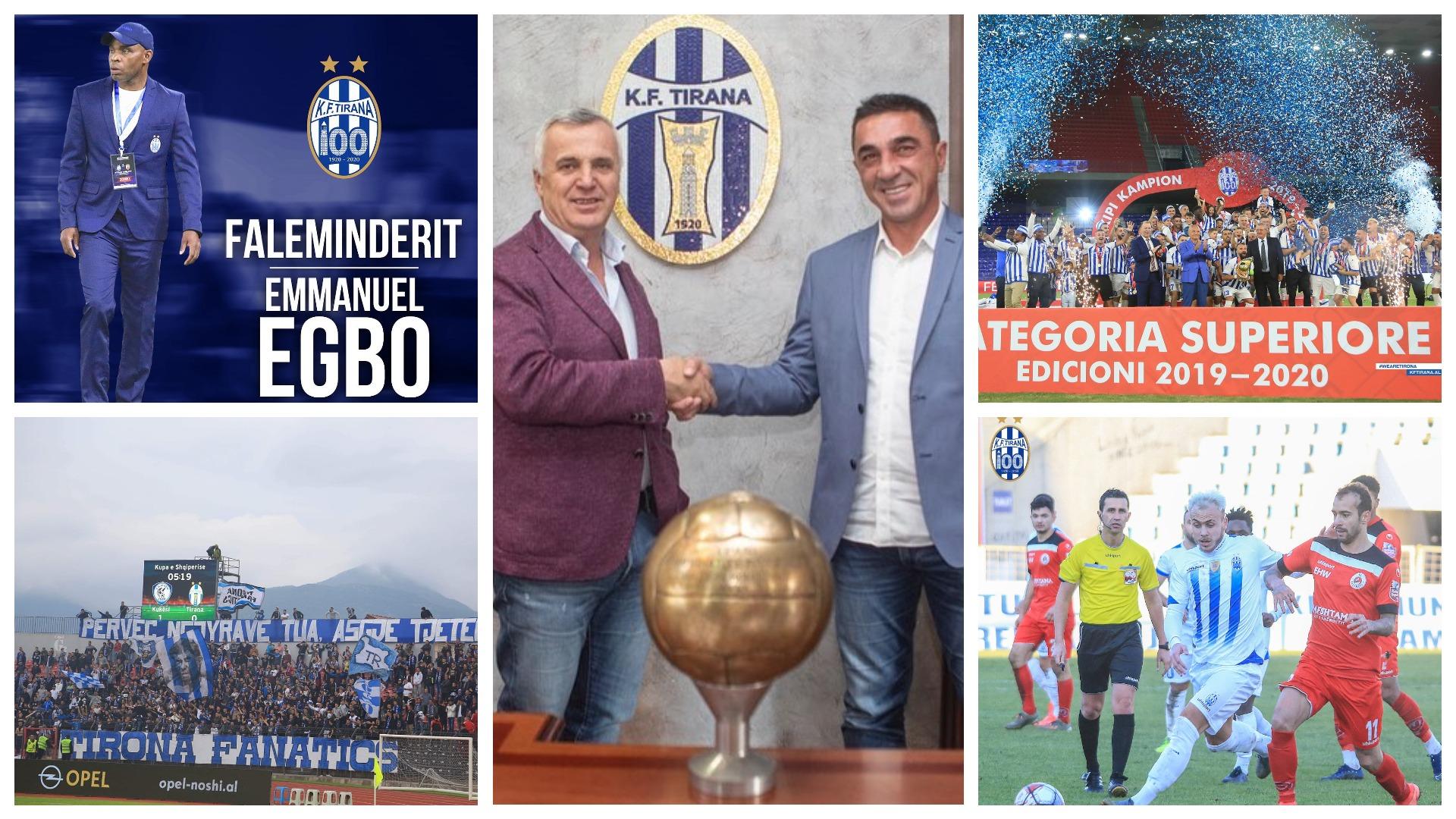 """25 herë kampionët e kthyer në klub lagjeje, sa shumë """"mëkate"""" te Tirana e Halilit"""