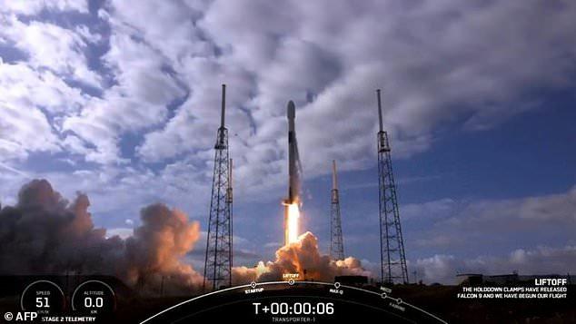 SpaceX thyen një tjetër rekord të pabesueshëm