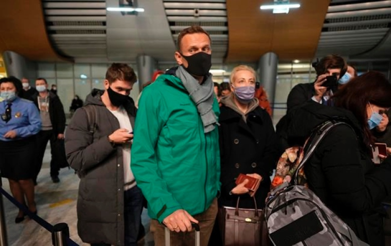 U arrestua një ditë më parë, gjykata ruse jep vendimin për Alexei Navalny