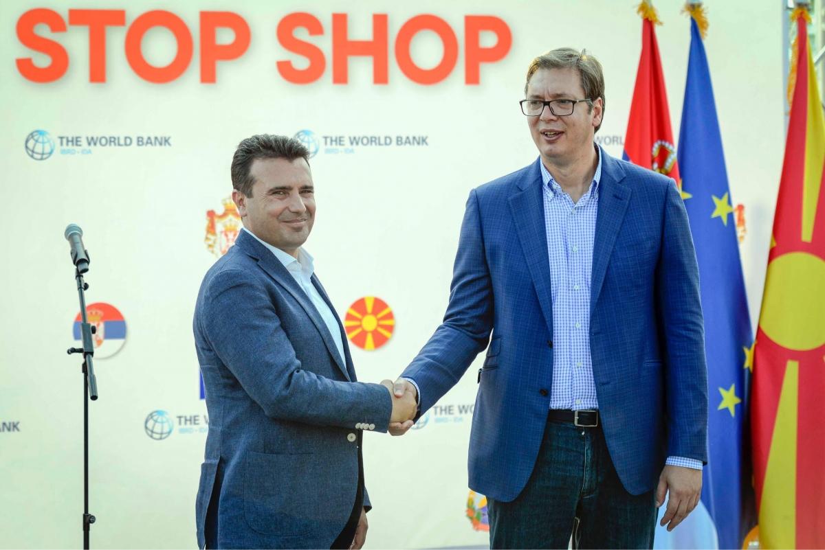Serbia i jep 8 mijë doza vaksine Maqedonisë së Veriut, Vuçiç: Marrëveshja meritë e Zaev