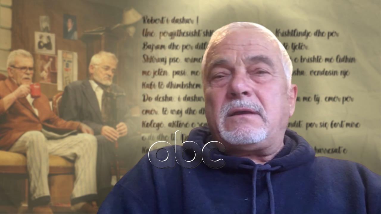 """""""T'i puth syçkat"""", Robert Ndrenika reagon pas letrës emocionuese së Viktor Zhustit"""
