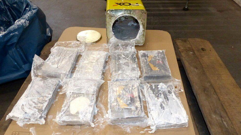 Me vlerë miliarda euro, kapet sasi rekord kokaine në Gjermani dhe Belgjikë