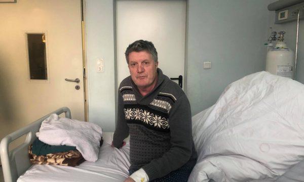 I infektuar me Covid, Milaim Zeka voton në spital