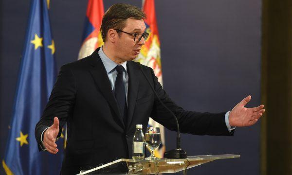Vuçiç: Kosova do vetëm njohjen nga Serbia, por ne mendojmë se nuk është e mundur