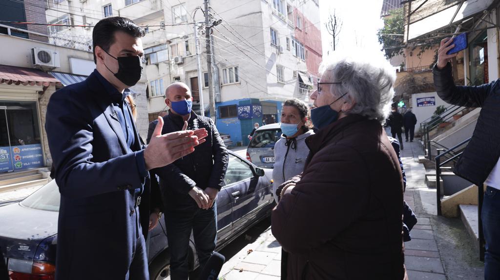"""""""I kam ngrënë dy gjoba"""", Basha takim me bizneset në Tiranë: Nesër do ta keni shtetin në krahun tuaj"""