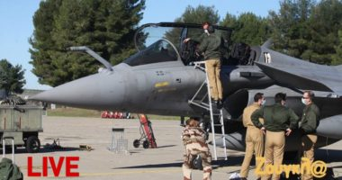 """Avionët francezë zbarkojnë në Greqi: """"I përgjigjemi turqve"""""""