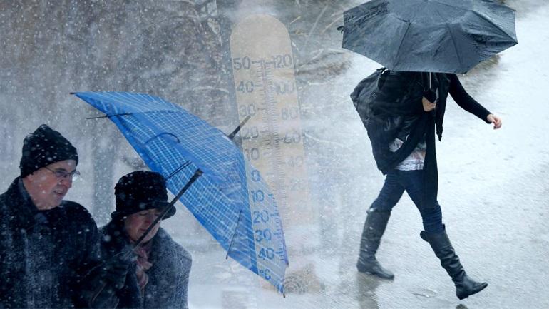 Po vjen acari i madh, kur pritet të bjerë dëborë në Tiranë dhe Durrës