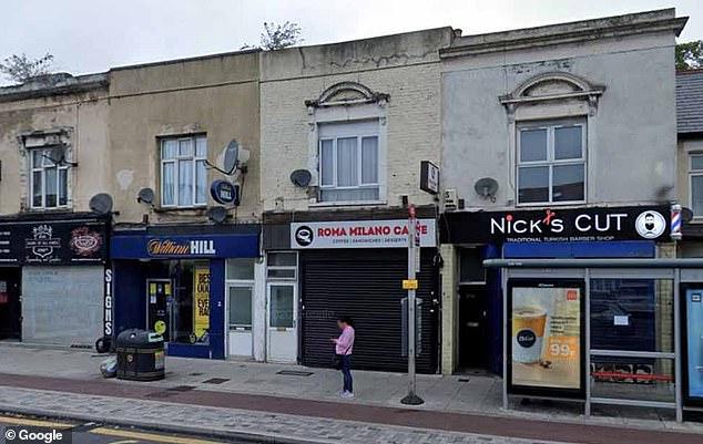 Pronar i një kafeneje në Londër, arrestohet boss-i shqiptar i drogës