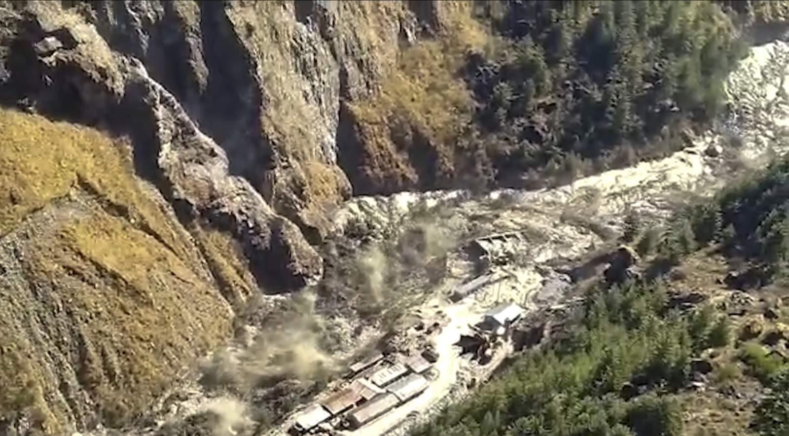 Shembja e akullnajës në veri të Indisë, nëntë viktima e 140 të zhdukur