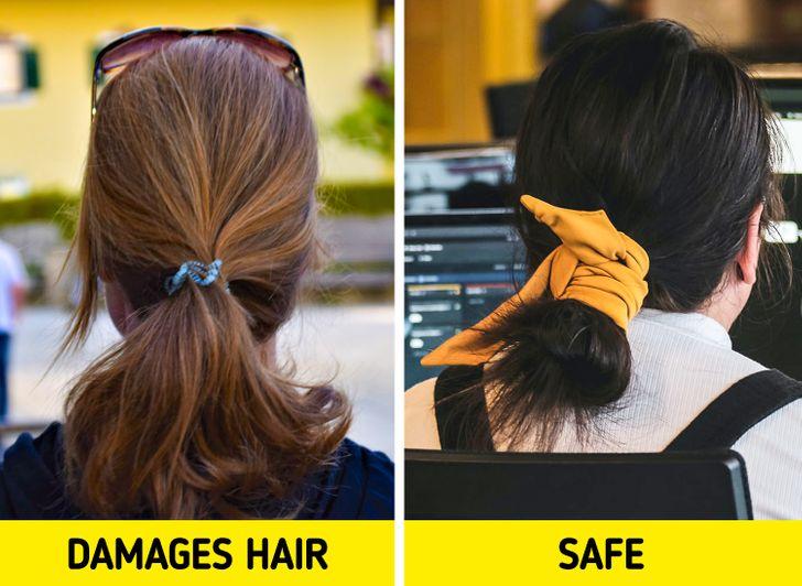 Zakone të përditshme që dëmtojnë rëndë flokët